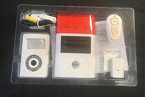GSM-larmsystem PIR