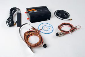 GPS Tracker Fordon